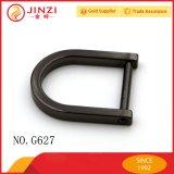 """Tipo anello a """"D"""" in lega di zinco ecologico degli inarcamenti per i sacchetti"""
