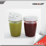 Le mélangeur de Nutri de bonne qualité avec en tant que cuvette matérielle BPA libèrent