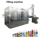 500ml 1500mlのびんのための自動飲料水の瓶詰工場