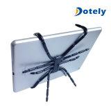 Funny flexible Desk/moto/Coche araña Stents titular de la telefonía celular para Smartphone