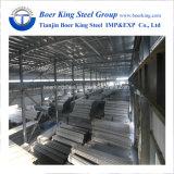 Gewinde-Enden und Kupplung galvanisiertes ERW Stahlrohr als API5l