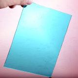 Материалы Bulding/толь пластичного поликарбоната /Lexan материала толя плоский