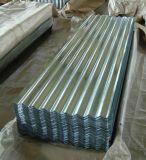 Material para techos en frío del hierro acanalado del galvanizado para Sierra Leona
