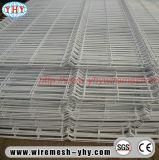 Anti-Arrampicare il PVC ricoperto ed avuto galvanizzato la rete fissa saldata della rete metallica