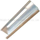 Tampa do conjunto da chapa metálica de metal de precisão