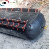 mandrin en caoutchouc gonflable pneumatique pour la construction de ponceau