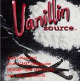 Vanillin des Eisbär-99.9%Min im Kristallpuder für Nahrungsmittelgrad