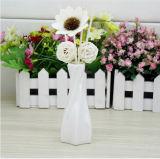 Mooie en eenvoudig Ceramische Vaas met de Bloem van Sola van de Zonnebloem voor de Reeksen van de Gift van de Verspreider van het Riet van de Geur