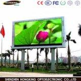 P10 étanche extérieur plein écran LED de couleur pour la publicité