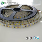 SMD de alta calidad 2835 tira de LED flexible de 120m de luz LED/12V DC