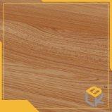 El grano de madera de teca la impresión de papel decorativo para suelos de China