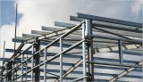 가벼운 구조 강철 프레임 건축 창고 건물