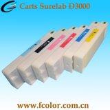 D3000 CISS непрерывная система подачи чернил при печати Drylab T7101
