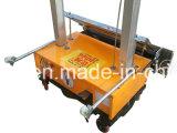 Emplastro automático da parede do almofariz que emplastra a máquina