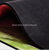 Esteira impressa feita sob encomenda Washable do rato da camurça da cor cheia