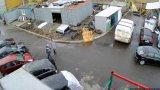 cámaras de seguridad impermeables del CCTV del canal del kit 4 de 1080P Ahd DVR