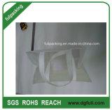 Recyclables PP aucune poignée tissé sac cadeau sac fourre-tout sac shopping 3D par ultrasons