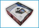 Pantalla retractable del solo del estruendo 7inch GPS Bluetooth A. TV 1080P de la extensión reproductor de DVD capacitivo universal del coche