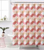 Продажи нового дизайна PEVA горячий душ шторки
