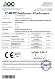 CSR1010 BLE interne Antennen-medizinische Sicherheit Bluetooth Baugruppe
