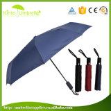 Custom Umbrella 昇進の3つのフォールドの傘Cheapest 傘
