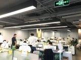 Neues Ankunftanschließbares LED lineares Trunking-Licht verschobenes Licht