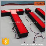 De beste het Verkopen Oppervlakte stak het AcrylAlfabet van het Roestvrij staal aan