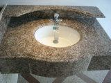浴室のためのG664 Bainbrookブラウンの花こう岩の虚栄心の上