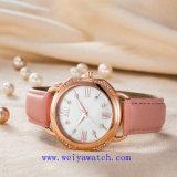 Form-Uhr passen beiläufige Armbanduhren an (WY-17045)