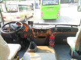 Distancia entre ejes larga del combustible del omnibus azotea inferior ambiental de la consumición de la alta