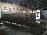 Het tunnel-Type van Kwsg Drogende Machine van de Sterilisatie van de Microgolf de Steriliserende Drogere