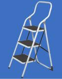 3 Jobstepp Rund-Gefäß Strichleiter mit hohem Griff