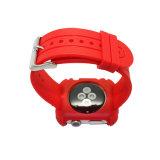 Apple Iwatchバンドのための熱い販売の革腕時計の置換ストラップ