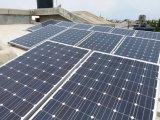 ほとんどの効率的なホーム太陽電池パネルの使用できる250W屋根の太陽電池パネル