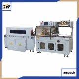 Machine à emballer latérale automatique de rétrécissement de mastic de colmatage