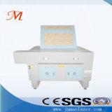 Doppeltes geht CO2 Laser-Scherblock für Stickerei-Produkte voran (JM-750T)