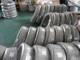 8 mm de aço inoxidável 304 luva metálica trançada/Mangueira