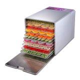 acier inoxydable 10 plateaux de fruits bouteille Machine de séchage