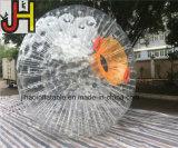 Bille en verre de Zorb de rouleau de hamster humain gonflable pour le rampe Zorbing