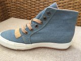 Vente occasionnelle et confortable de modèle neuf de toile de chaussures meilleure