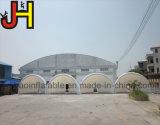 広告のための膨脹可能なドームのテント