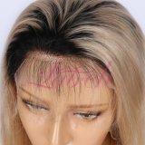 #1b613 Virgen brasileño pelucas cabello humano.