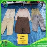 Vestiti utilizzati dei pantaloni di scarsità degli uomini nel prezzo delle balle dalla Cina da vendere