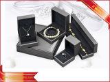 El lujo Joyeros Joyeros de anillo de embalaje PU
