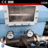 Máquina de la fabricación del tubo del PVC con el estirador de tornillo gemelo