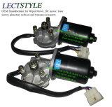 motor eléctrico del limpiador de parabrisas de 12V/24V 30W 60W 80W para Chevrolet o el coche de Mazda