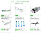 5 en 1 máquina de la belleza de Hydropeel Hydrafacial