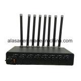 8CH 10W/Band Energie justierbarer zellularer GPS, WiFi, Hemmer des Signal-5.8g
