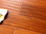 Teca de Birmania natural diseñado parquet de madera
