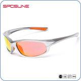 Etiqueta Privada homens Mirror óculos de sol óculos polarizados grossista de fábrica de condução de bicicletas Sport Outdoor logotipo personalizado de óculos com lentes amovíveis